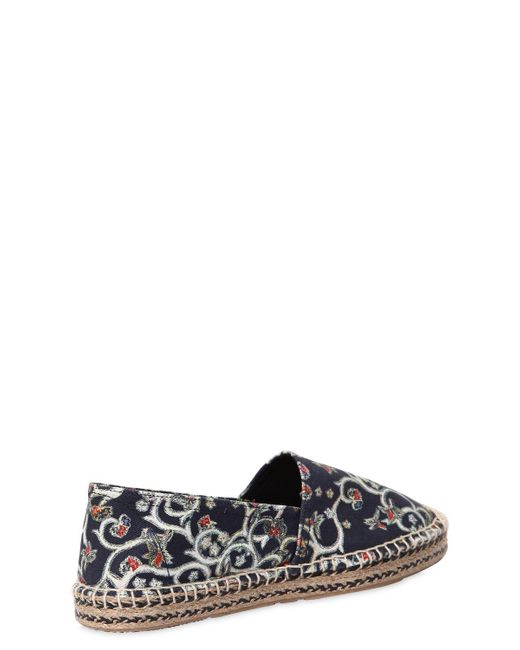 Isabel Marant 20MM CANAEE COTTON CANVAS ESPADRILLES 61IxclS