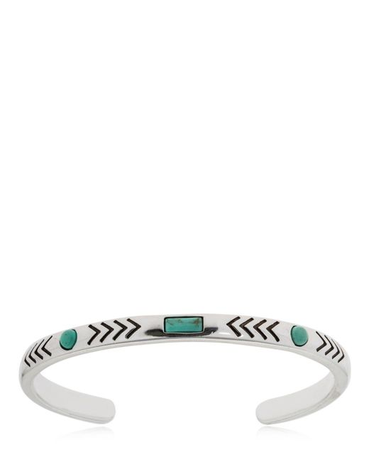 Philippe Audibert - Metallic Wim Bracelet - Lyst