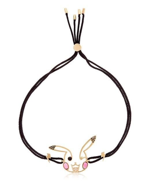 Ruifier - Metallic Animaux Pikaboo Cord Bracelet - Lyst