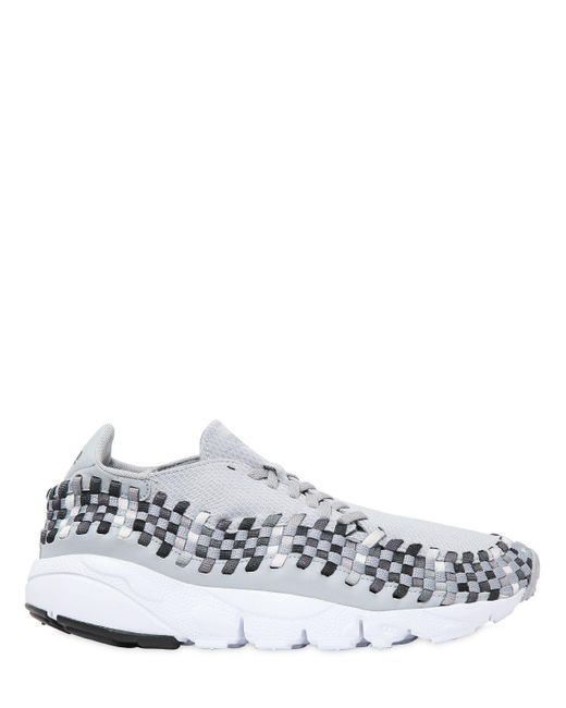 Nike - Multicolor Air Footscape Woven Nm Sneakers for Men - Lyst