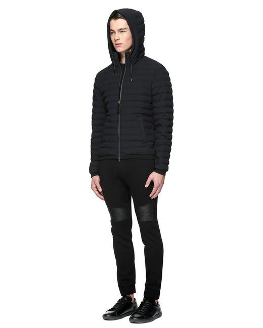 Mackage Vinson Lightweight Down Jacket With Hood In Black in Black ...