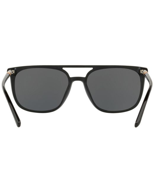 f77733ee421 ... Burberry - Black Be4257 for Men - Lyst ...