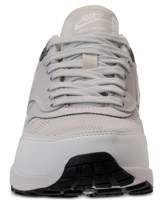 ... Nike - Gray Women s Air Max 1 Ultra 2.0 Running Sneakers From Finish  Line ... cd9edfd1cc