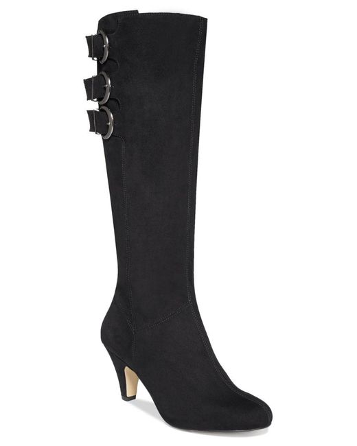 Bella Vita | Black Transit Ii Tall Dress Boots | Lyst