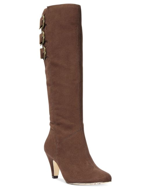 Bella Vita | Brown Transit Ii Tall Dress Boots | Lyst