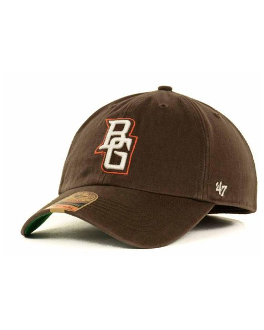 47 Brand   Brown Bowling Green Falcons Ncaa '47 Franchise Cap for Men   Lyst