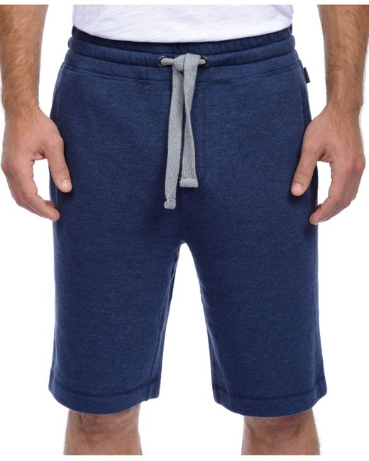 2xist | Blue 2(x)ist Men's Loungewear, Terry Shorts for Men | Lyst