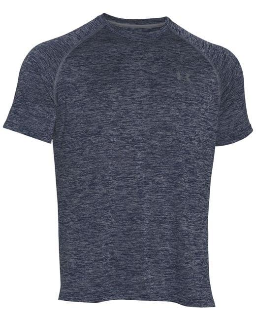 Under Armour | White Men's Tech T-shirt for Men | Lyst