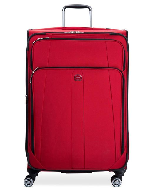 "Delsey | Red Closeout! 60% Off Helium Breeze 5.0 29"" Spinner Suitcase, Only At Macy's for Men 