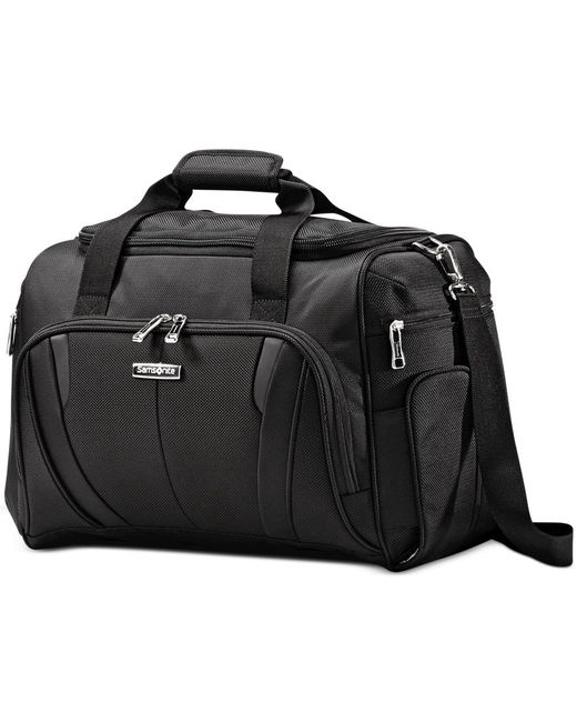Samsonite | Black Silhouette Sphere 2 Boarding Bag, Available In Ruby Red, A Macy's Exclusive Color | Lyst