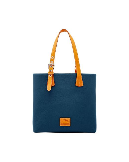 Dooney & Bourke | Blue Emily Tote | Lyst