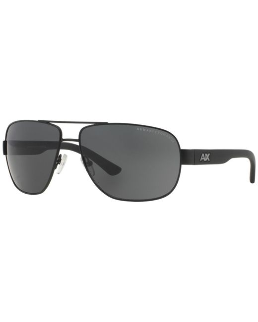 Armani Exchange | Black Ax Ax2012s 62 for Men | Lyst