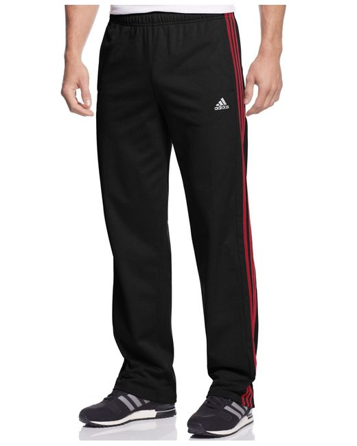 Adidas Originals | Black Men's Essential Tricot Track Pants for Men | Lyst