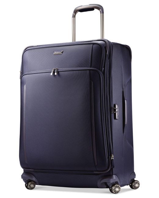 """Samsonite - Blue Silhouette Sphere 29"""" Spinner Suitcase for Men - Lyst"""