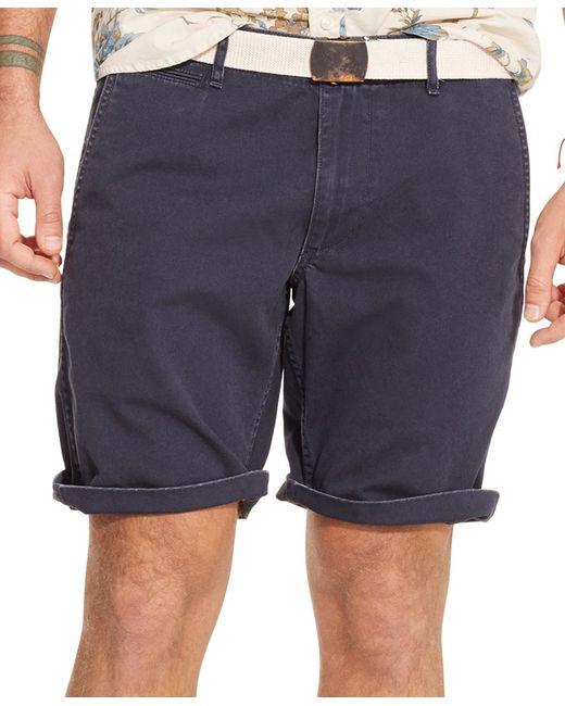 Denim & Supply Ralph Lauren | Blue Men's Chino Surplus Shorts for Men | Lyst