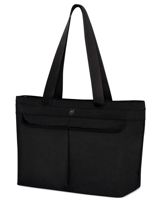 Victorinox | Black Victorinox Werks Traveler 5.0 Tote Bag With Tablet Pocket | Lyst