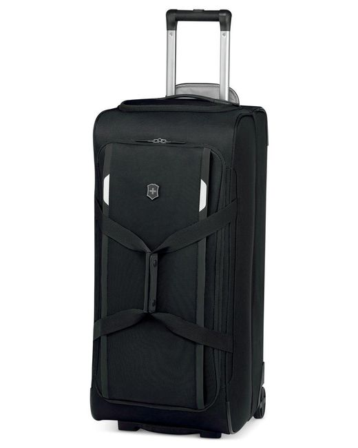 Victorinox | Black Victorinox Werks Traveler 5.0 Rolling Duffel for Men | Lyst