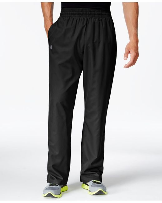 Under Armour | Black Vital Wind-resistant Training Pants for Men | Lyst