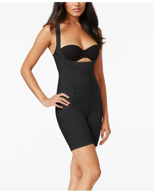 Miraclesuit | Black Extra Firm Shape Away Torsette 2912 | Lyst