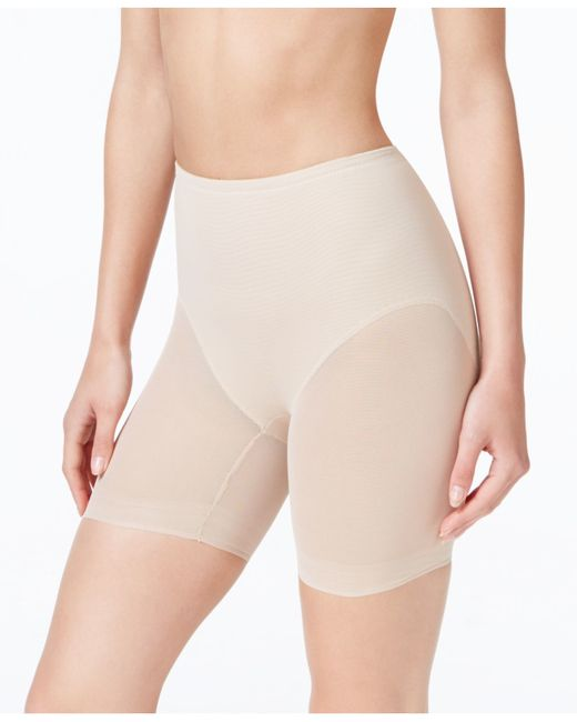 Miraclesuit | Natural Shapewear Extra Firm Control Rear Lifting Boy Shorts 2776 | Lyst