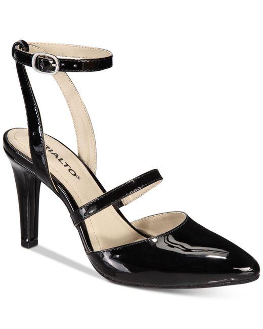 Rialto | Black Calina Dress Pumps | Lyst