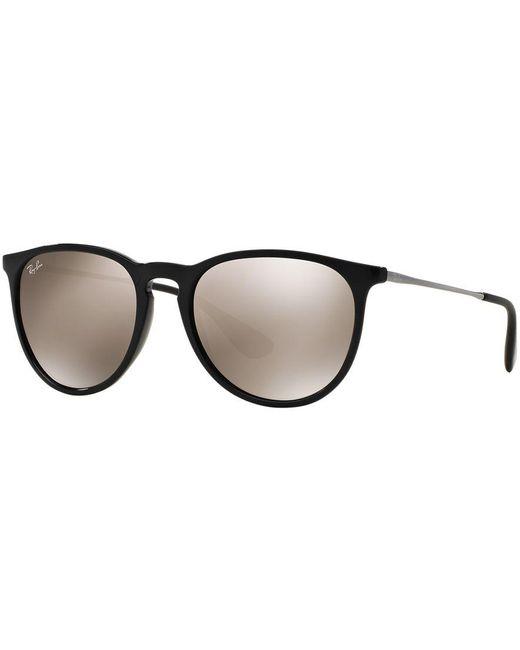 Ray-Ban | Black Sunglasses, Rb4171 54 Erika | Lyst