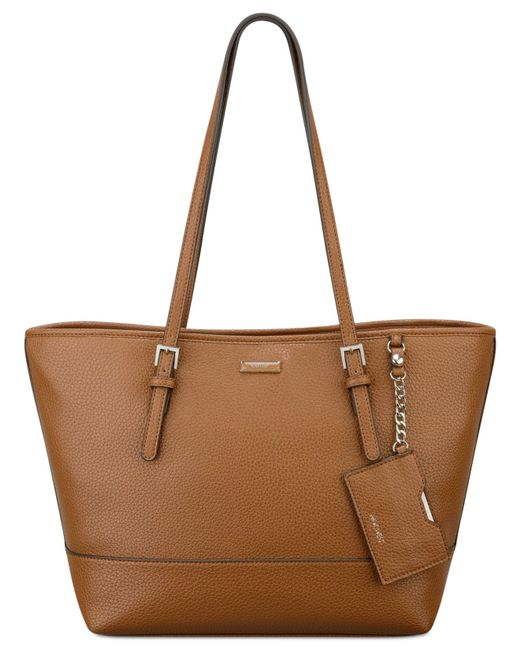 Nine West | Brown Ava Tote | Lyst
