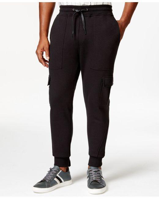 Sean John | Black Men's Pocket Jogger Pants for Men | Lyst