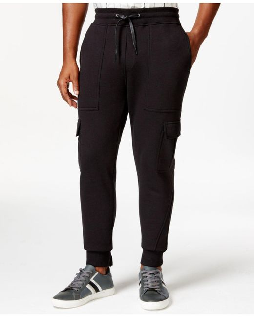 Sean John | Black Men's Pocket Jogger Pants, Only At Macy's for Men | Lyst