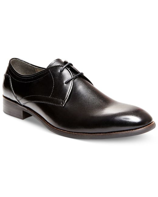 Steve Madden | Black Lancaster Oxfords for Men | Lyst