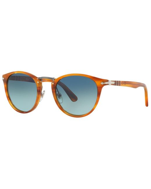 Persol | Brown Po3108s 49p for Men | Lyst
