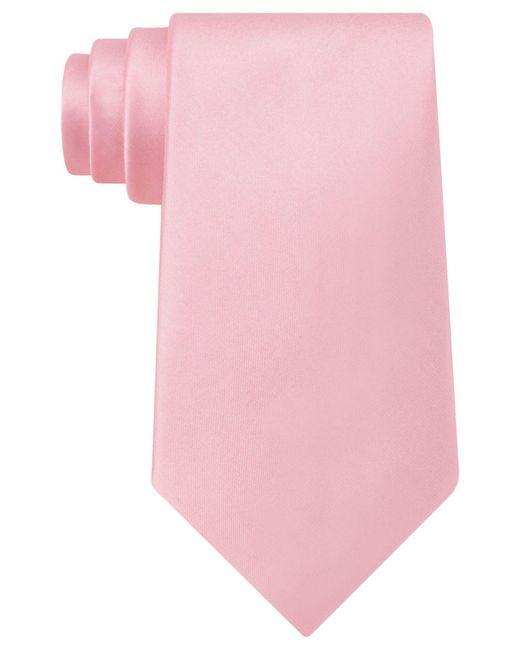 Michael Kors - Pink Tie, Sapphire Solid Ii for Men - Lyst
