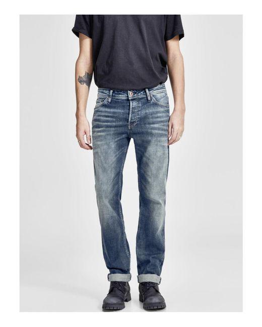 Brauch süß billig Genieße den reduzierten Preis Men's Blue Regular Fit Clark Jeans
