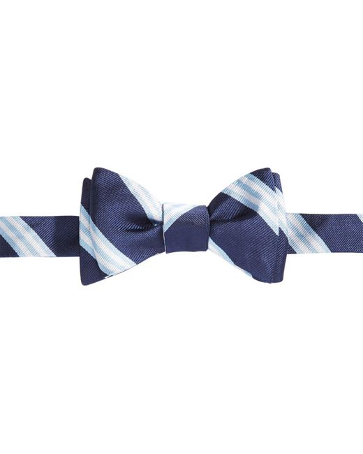 Brooks Brothers | Blue Epp Bb Bow Tie for Men | Lyst