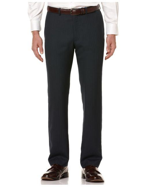 Perry Ellis | Gray Regular Fit Pants for Men | Lyst