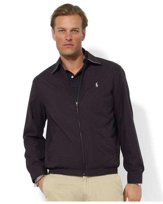 polo ralph lauren men 39 s jacket core classic windbreaker. Black Bedroom Furniture Sets. Home Design Ideas