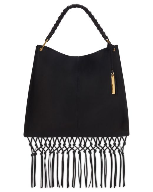 Vince Camuto | Black Libby Hobo | Lyst