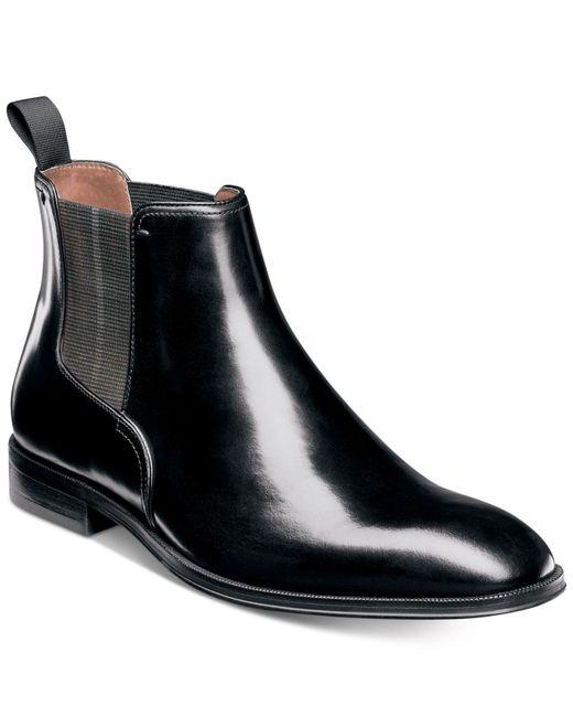 Florsheim - Black Men's Beat Plain-toe Gore Boots for Men - Lyst
