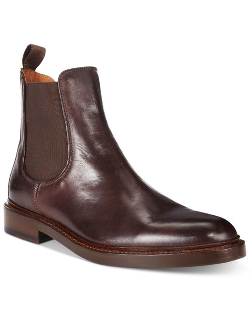Frye | Brown Jones Chelsea for Men | Lyst
