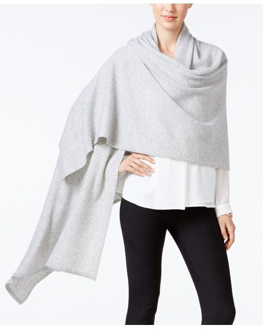 charter club oversized scarf wrap only at macy s