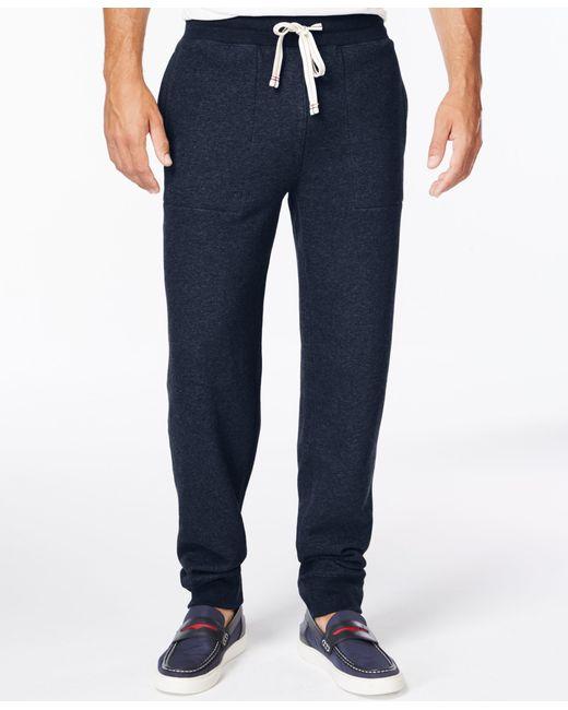 Tommy Hilfiger   Blue Men's Hancock Drawstring Sweatpants for Men   Lyst