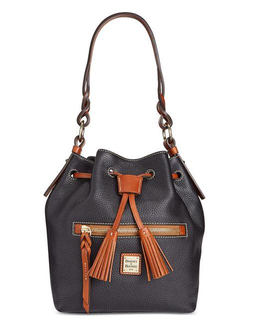 Dooney & Bourke | Black Sloan Hobo Shoulder Bag | Lyst