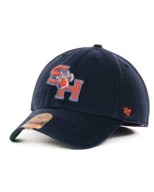 47 Brand - Blue Sam Houston State Bearkats Ncaa '47 Franchise Cap for Men - Lyst