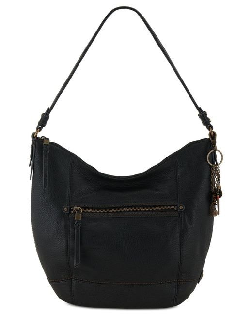 The Sak - Black Sequoia Leather Hobo - Lyst