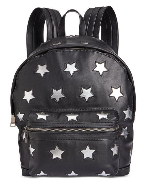 Steve Madden - Black Star Backpack - Lyst