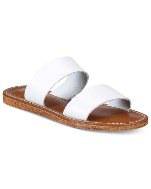 Bella Vita   White Imo-italy Sandals   Lyst