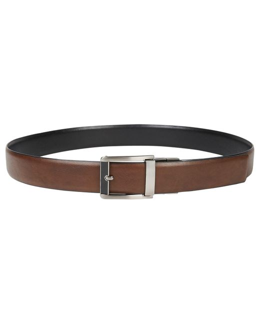 Alfani - Brown Compression Reversible Belt, Created For Macy's for Men - Lyst
