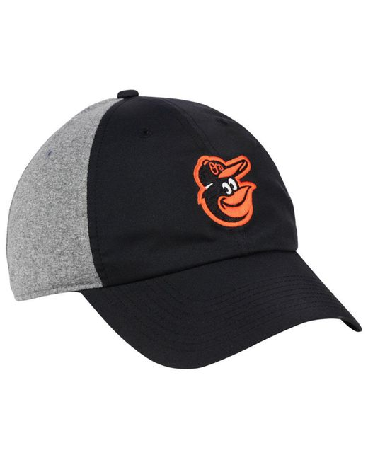 92bd79011ecee ... discount code for nike black baltimore orioles new day legend cap for men  lyst 6e277 db215