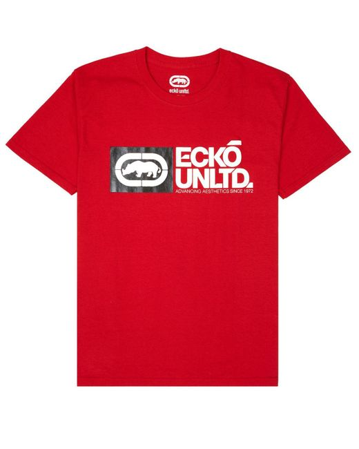 Ecko' Unltd Cultered Crafted Tee for men