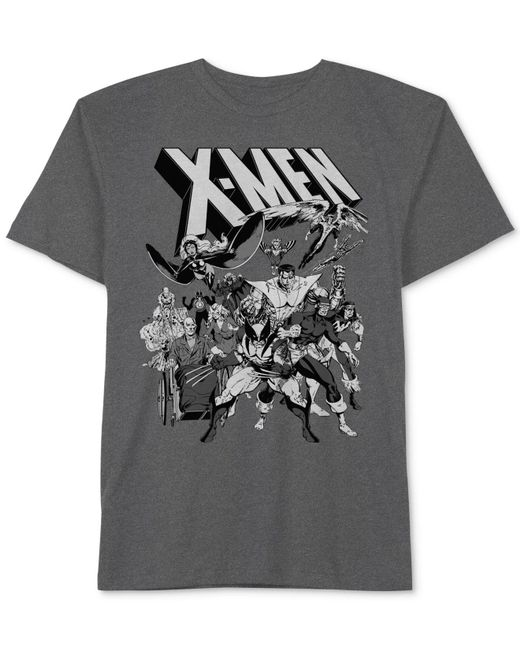 Jem - Gray Men's Graphic-print T-shirt for Men - Lyst